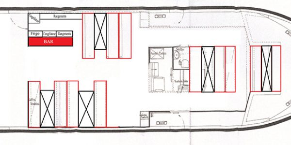 Spirit Of Bassin, plan
